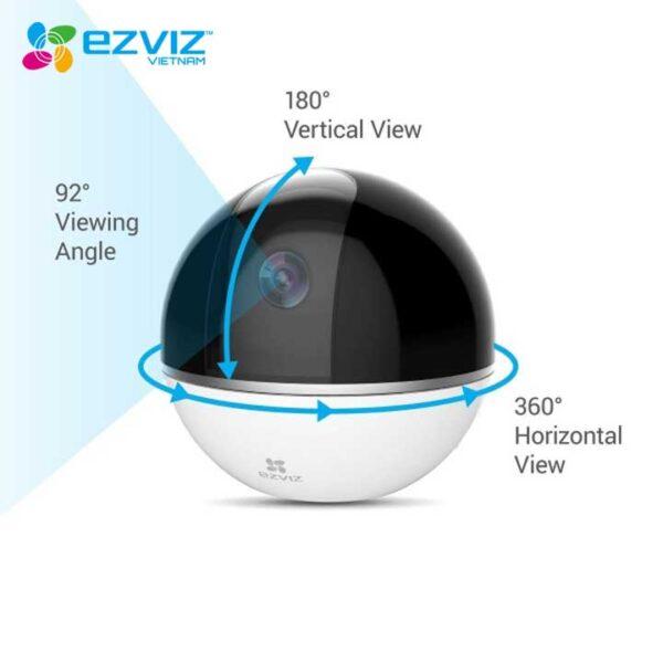 Camera wifi Ezviz C6TC
